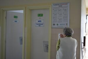 kézfertőtlenítők szakrendelő II.emelet